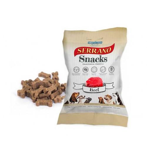 Serrano Snacks Mediterranean Buey