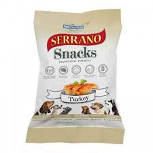 Serrano Snacks Mediterranean Pavo