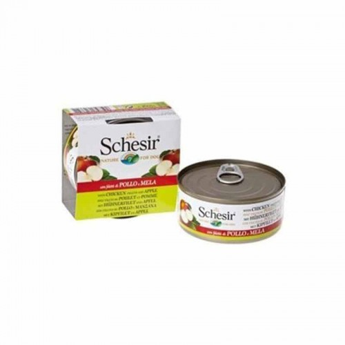 Schesir Pollo con manzana