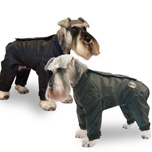 Chubasquero completo para perros