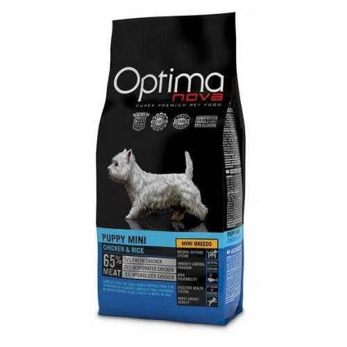 Optimanova Puppy Mini Chicken&Rice
