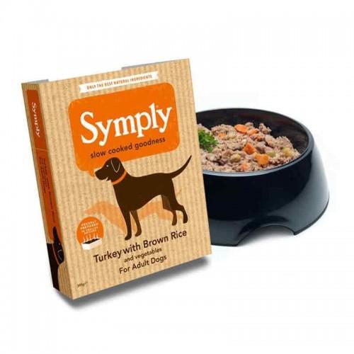 Symply comida húmeda natural