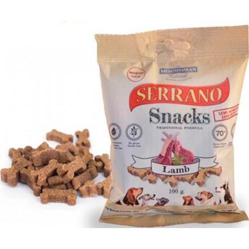 Serrano Snacks Mediterranean Cordero