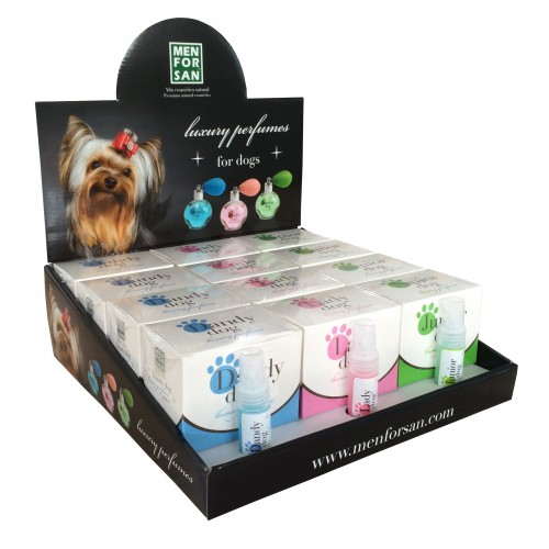 Perfume para perros Junior Dog de Menforsan