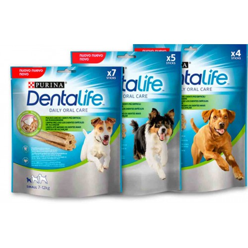 Purina Dentalife Sticks Dentales