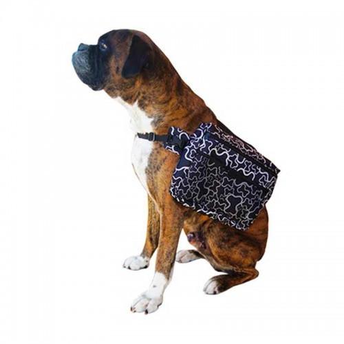 Alforja mochila para perros