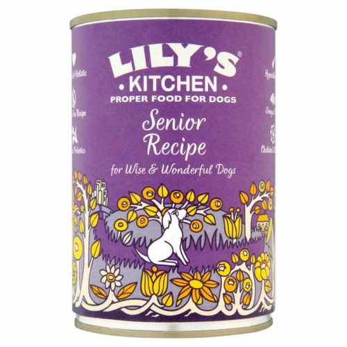 Lily's Kitchen Senior 400gr