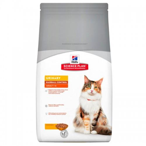 Hill's Feline Urinary Hairball Control