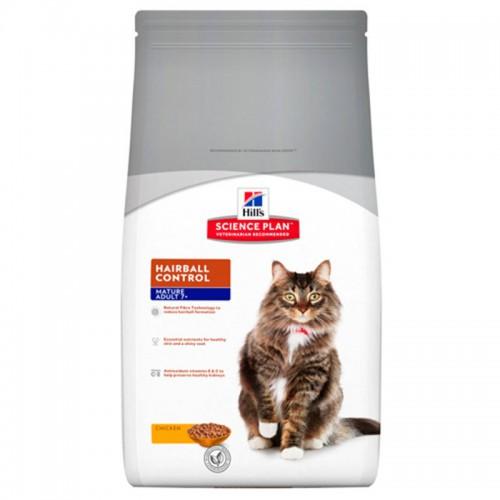 Hill´s Feline Mature +7 Hairball Control