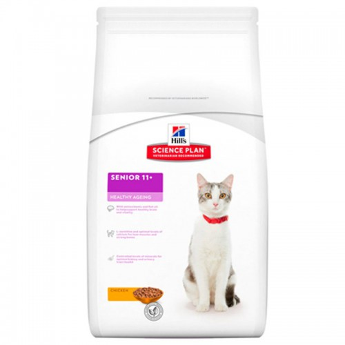 Hill´s Feline Senior +11 Healthy Ageing