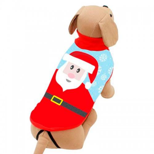 Mi&Dog sudadera Papá Noel