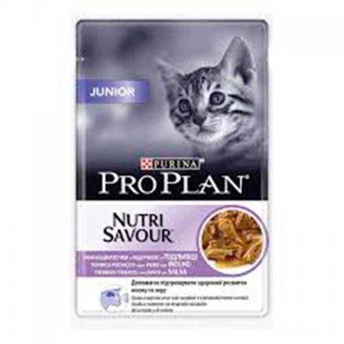 Alimento húmedo Pro Plan Junior gatitos