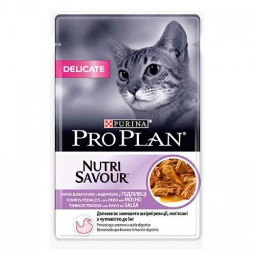 Alimento húmedo Pro Plan Delicate