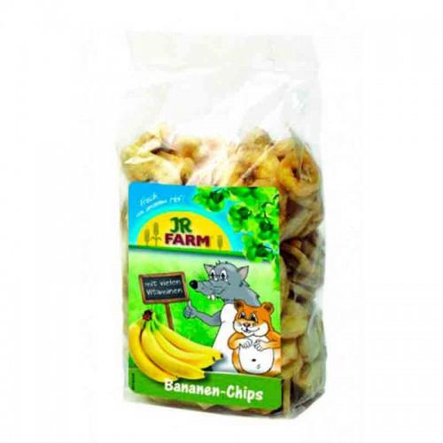 Rodajas de plátano para conejos y roedores