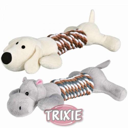 Peluche con cuerda 32 cm Trixie