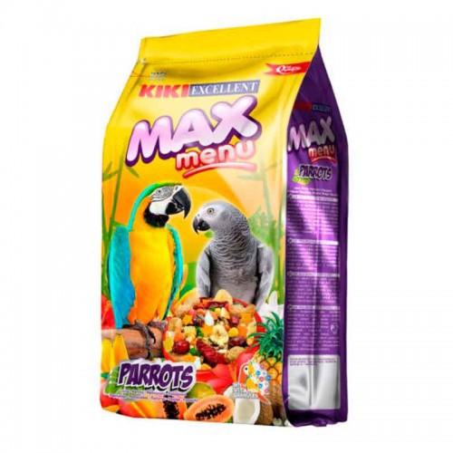 Alimento loros Kiki Max Menú