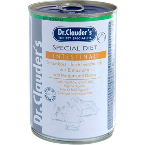 Dr. Clauder's Intestinal húmedo