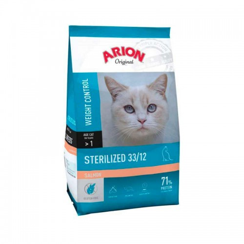 Arion Original Sterilized 33/12 salmón