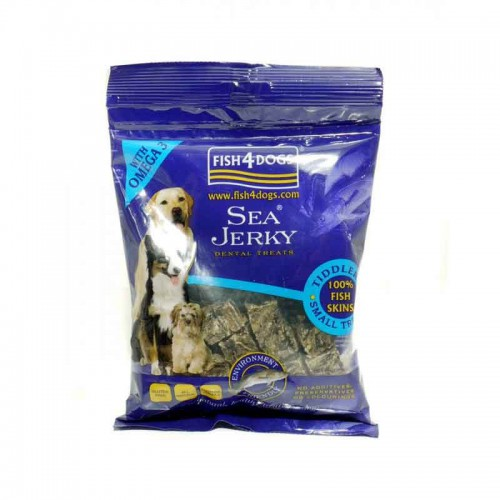 Sea Jerky Fish4dogs