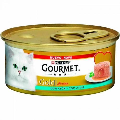 Gourmet Fondant con atún