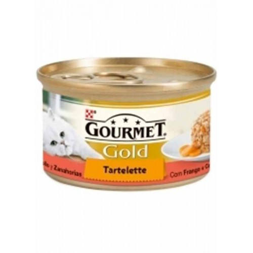 Gourmet Mousse Tartalet con pollo