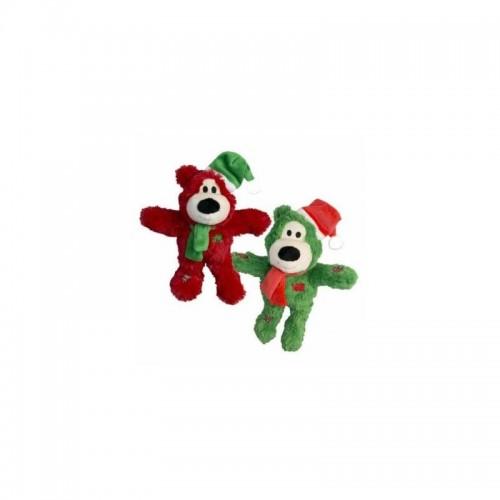 Kong Wild Knots Bear Navidad Medium