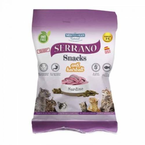 Snack Serrano Sardinas para gato