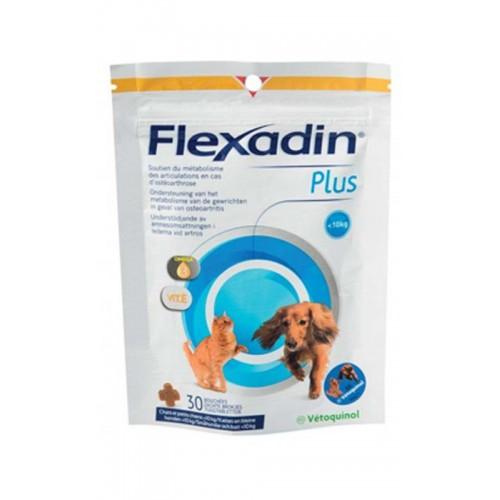 Flexadin Plus para perros pequeños y gatos