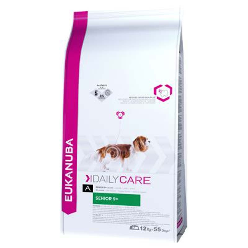 Eukanuba Daily Care Senior +9