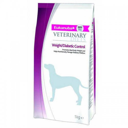 Eukanuba Weight Diabetic Control Formula