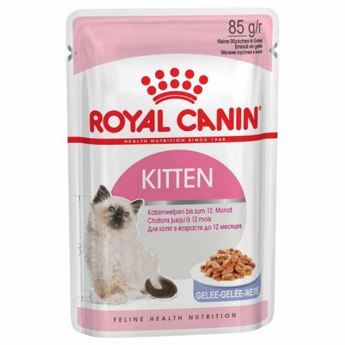 Royal Canin Kitten Instinctive en gelatina