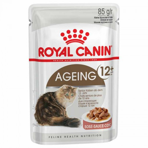 Royal Canin Ageing +12 en salsa