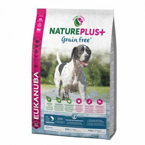 Eukanuba NaturePlus Adulto Grain Free Salmón