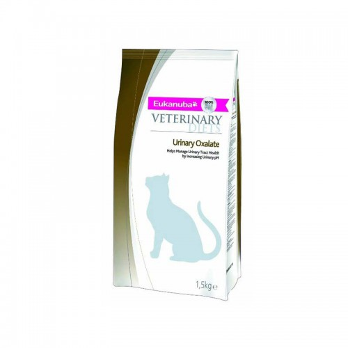 Eukanuba Urinary Oxalate para gatos
