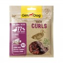Snack Curl de pato de Gimdog