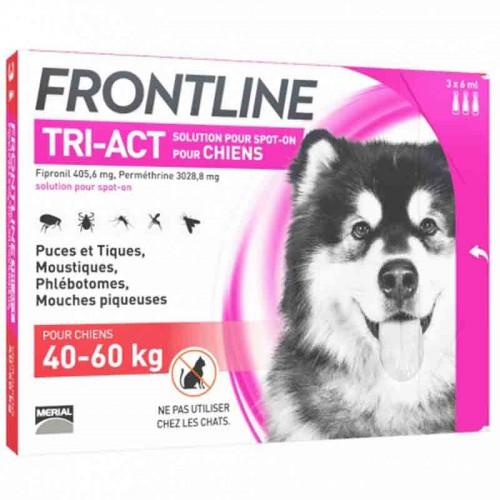Frontline Tri-Act 40 a 60 kilos