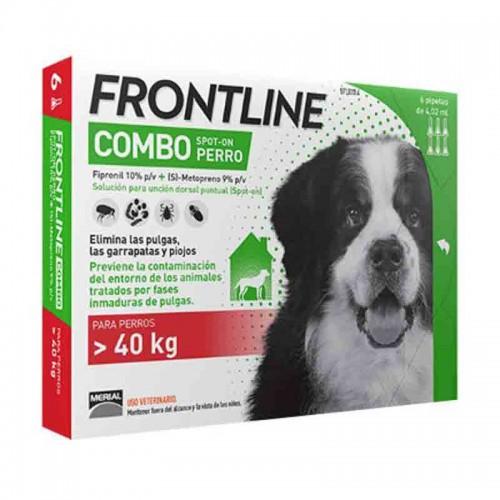 Frontline Combo Perro 40-60 kilos