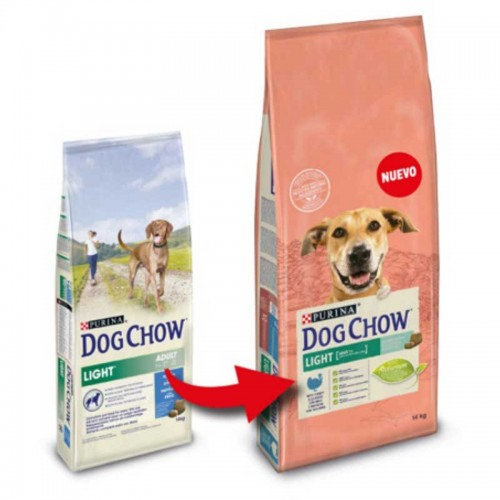Dog Chow Light Pavo