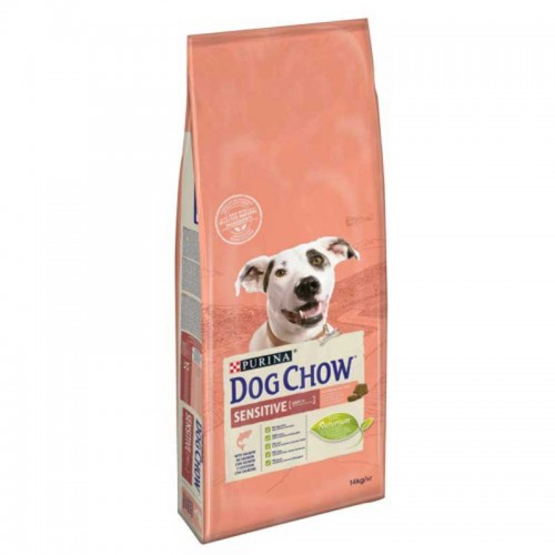 Dog Chow Sensitive Salmón