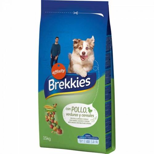 Brekkies Excel Complet Pollo