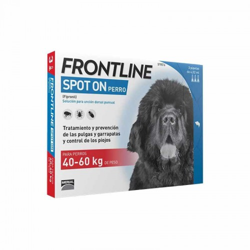 Frontline Spot On perros XL
