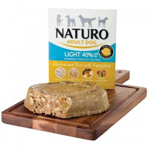 Naturo Adult Dog Pollo y Vegetales Grain Free