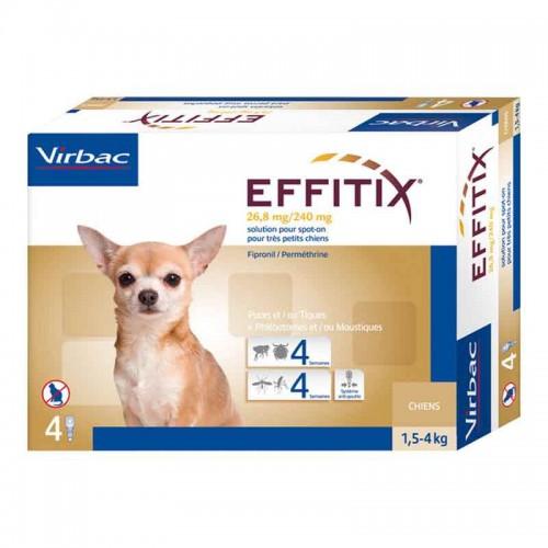 Effitix 1,5 a 4 kilos