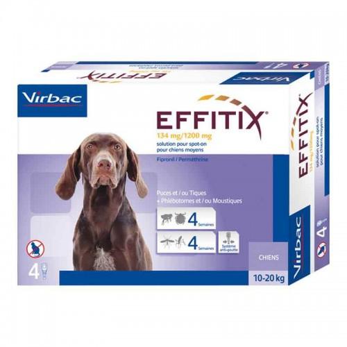 Effitix 10 - 20 kilos