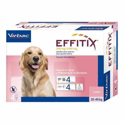 Effitix 20 - 40 kilos