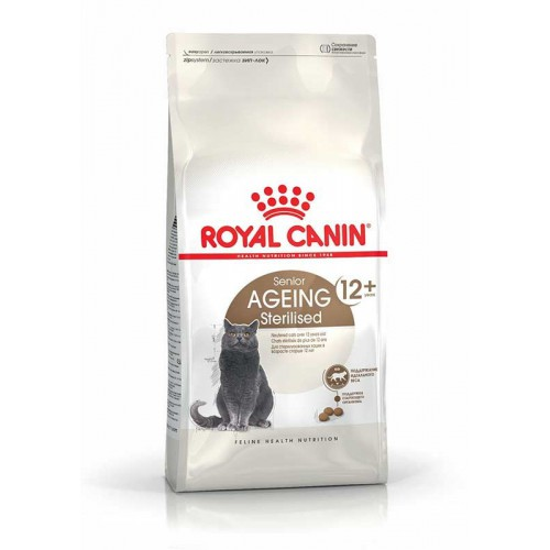 Royal Canin Sterilised +12 años