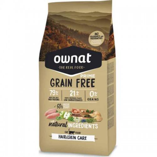 Ownat Cat Grain Free Hair&Skin