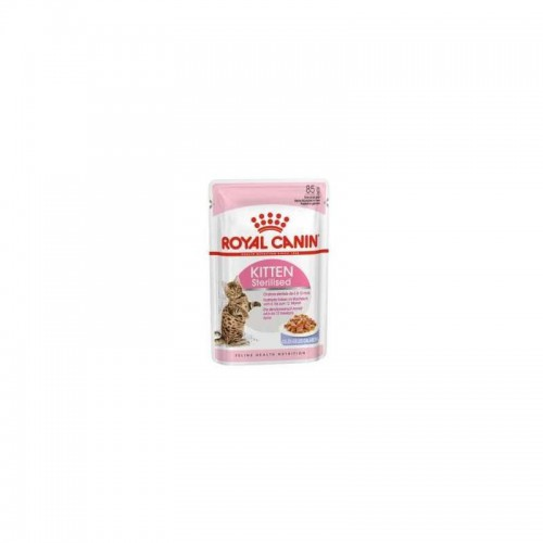 Royal Canin Kitten Sterilised en gelatina