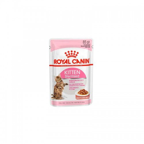 Royal Canin Kitten Sterilised en salsa