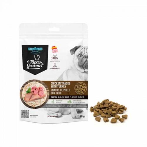 Snack Mediterranean Pavo y Pollo